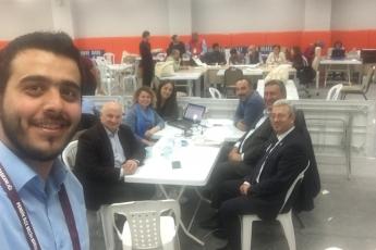 CHP Vekilleri ve Örgütü Olarak İstanbul Pendik'te İlçe Seçim Kurulu'nda Oyların Tekrar Sayımına Katılımımız.-27
