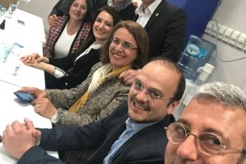 CHP Vekilleri ve Örgütü Olarak İstanbul Pendik'te İlçe Seçim Kurulu'nda Oyların Tekrar Sayımına Katılımımız.-28