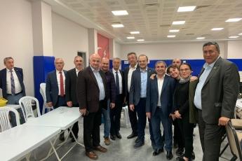 CHP Vekilleri ve Örgütü Olarak İstanbul Pendik'te İlçe Seçim Kurulu'nda Oyların Tekrar Sayımına Katılımımız.-29
