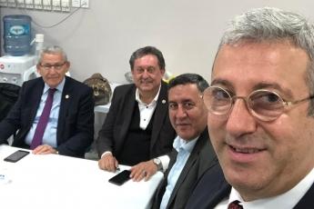 CHP Vekilleri ve Örgütü Olarak İstanbul Pendik'te İlçe Seçim Kurulu'nda Oyların Tekrar Sayımına Katılımımız.-31