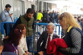 CHP Vekilleri ve Örgütü Olarak İstanbul Pendik'te İlçe Seçim Kurulu'nda Oyların Tekrar Sayımına Katılımımız.-34