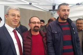 CHP Vekilleri ve Örgütü Olarak İstanbul Pendik'te İlçe Seçim Kurulu'nda Oyların Tekrar Sayımına Katılımımız.-35