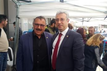 CHP Vekilleri ve Örgütü Olarak İstanbul Pendik'te İlçe Seçim Kurulu'nda Oyların Tekrar Sayımına Katılımımız.-36