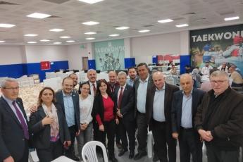 CHP Vekilleri ve Örgütü Olarak İstanbul Pendik'te İlçe Seçim Kurulu'nda Oyların Tekrar Sayımına Katılımımız.-37