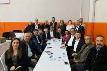 CHP Vekilleri ve Örgütü Olarak İstanbul Pendik'te İlçe Seçim Kurulu'nda Oyların Tekrar Sayımına Katılımımız.-42