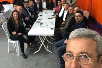 CHP Vekilleri ve Örgütü Olarak İstanbul Pendik'te İlçe Seçim Kurulu'nda Oyların Tekrar Sayımına Katılımımız.-43