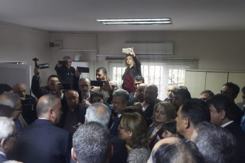 Ataşehir Belediye Başkanımız Battal İLGEZDİ'nin Mazbata Alımına Katılımımız.