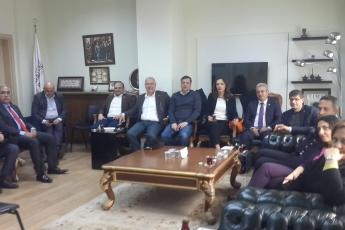 Maltepe Türkan SAYLAN Kültür Merkezinde Örgütümüz, Milletvekillerimiz, PM üyelerimiz ile Ek Sandık Kurullarının Oluşumunu Bekleyişimiz.-01