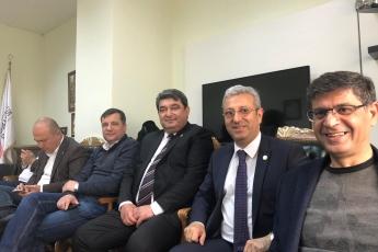 Maltepe Türkan SAYLAN Kültür Merkezinde Örgütümüz, Milletvekillerimiz, PM üyelerimiz ile Ek Sandık Kurullarının Oluşumunu Bekleyişimiz.-03