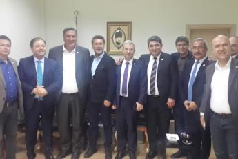 Maltepe Türkan SAYLAN Kültür Merkezinde Örgütümüz, Milletvekillerimiz, PM üyelerimiz ile Ek Sandık Kurullarının Oluşumunu Bekleyişimiz.-04