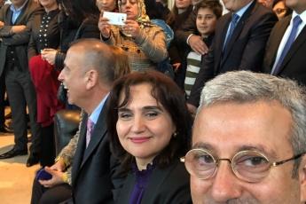 Maltepe Türkan SAYLAN Kültür Merkezinde Örgütümüz, Milletvekillerimiz, PM üyelerimiz ile Ek Sandık Kurullarının Oluşumunu Bekleyişimiz.-05