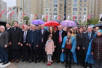 Mazbata Sonrası Ataşehir Belediye Başkanımız İle Törene Katılımımız.-01