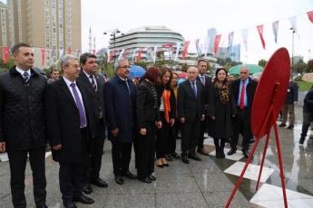 Mazbata Sonrası Ataşehir Belediye Başkanımız İle Törene Katılımımız.-02