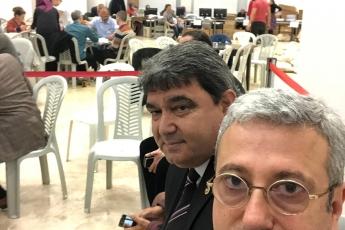 İstanbul Maltepe'de Oyların Yeniden Sayımına Katılımımız.