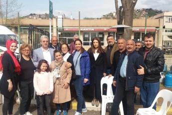 İstanbul Beykoz'da Örgütümüz ve Vatandaşlarımızla Demokrasi ve Hukuk Nöbetimiz.-02