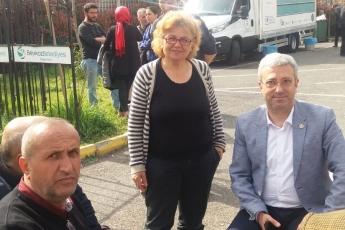 İstanbul Beykoz'da Örgütümüz ve Vatandaşlarımızla Demokrasi ve Hukuk Nöbetimiz.-04