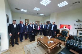 Maltepe'de Milletvekillerimiz ve Örgütümüz İle Oyların Yeniden Sayımına Katılımımız.