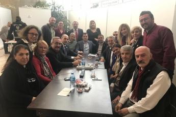 Türkan SAYLAN Kültür Merkezi Maltepe'de Milletvekillerimiz ve Örgütümüz İle Oyların Yeniden Sayımına Katılımımız.-04