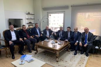 Türkan SAYLAN Kültür Merkezi Maltepe'de Milletvekillerimiz ve Örgütümüz İle Oyların Yeniden Sayımına Katılımımız.-05
