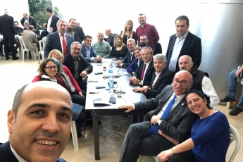 Türkan SAYLAN Kültür Merkezi Maltepe'de Milletvekillerimiz ve Örgütümüz İle Oyların Yeniden Sayımına Katılımımız.-06