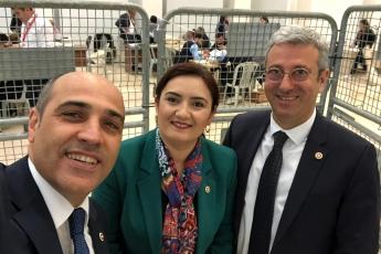 Türkan SAYLAN Kültür Merkezi Maltepe'de Milletvekillerimiz ve Örgütümüz İle Oyların Yeniden Sayımına Katılımımız.-07