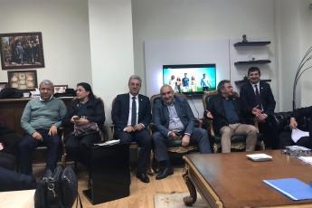 Türkan SAYLAN Kültür Merkezi Maltepe'de Milletvekillerimiz ve Örgütümüz İle Oyların Yeniden Sayımına Katılımımız.-09