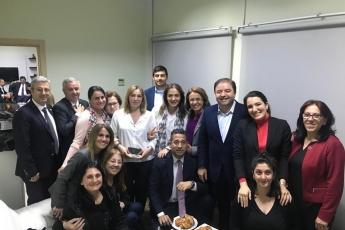 Türkan SAYLAN Kültür Merkezi Maltepe'de Milletvekillerimiz ve Örgütümüz İle Oyların Yeniden Sayımına Katılımımız.-10