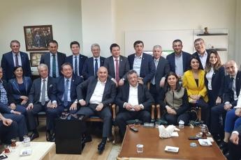 İstanbul Türkan SAYLAN Kültür Merkezi Maltepe'de Milletvekillerimiz ve Örgütümüz İle Oyların Yeniden Sayımının Bitimine Katılımımız.-01