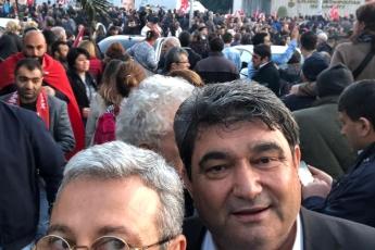 İstanbul Büyük Şehir Belediyesi Başkanı Ekrem İMAMOĞLU'nun Belediye Başkanı Olarak Halk İle Buluşmasına Katılımımız.-01