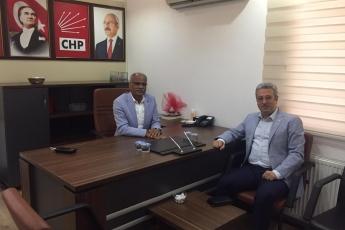 CHP Mezitli İlçe Örgütü Başkanımızı Ziyaretimiz.-01