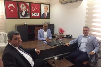 CHP Mezitli İlçe Örgütü Başkanımızı Ziyaretimiz.-02