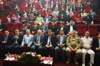 Mersin Üniversitesi 25.Kültür ve Spor Şenliği Açılışına Katılımımız.-01