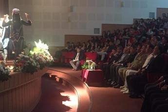 Mersin Üniversitesi 25.Kültür ve Spor Şenliği Açılışına Katılımımız.-02