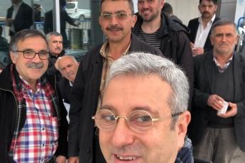CHP Vekilleri ve Örgütü Olarak İstanbul Pendik'te İlçe Seçim Kurulu'nda Oyların Tekrar Sayımına Katılımımız.-41