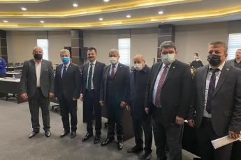 Genel Başkanımız Sayın Kemal Kılıçdaroğlu'nun görevlendirmesiyle iki günlük çalışma programı için Aksaray'dayız. Genel Başkan Yardımcımız Fethi Açıkel  başkanlığında milletvekillerimiz, il, ilçe örgütlerimizle 2 gün boyunca her ilçede, her bölgede vatandaşlarımızla buluşacağız