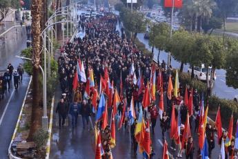 Mersin'in Düşman İşgalinden Kurtuluşunun 97.Yıldönümü Törenine Katılımımız-06