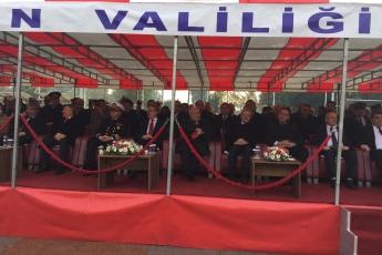 Mersin'in Düşman İşgalinden Kurtuluşunun 97.Yıldönümü Törenine Katılımımız-08