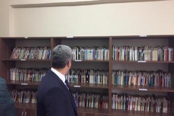 Toroslar Yusuf Bayık Ortaokulu Kütüphane Açılışına Katılımımız-06