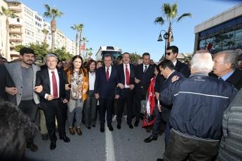 CHP Mersin Büyükşehir Belediyesi Başkan Adayımız Vahap SEÇER'i Karşılama ve Mersinlilerle Buluşma-04