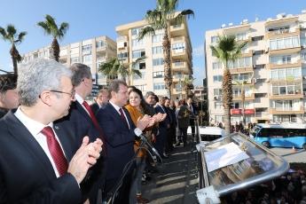 CHP Mersin Büyükşehir Belediyesi Başkan Adayımız Vahap SEÇER'i Karşılama ve Mersinlilerle Buluşma-06