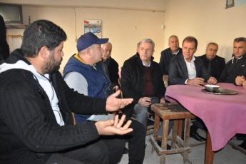 Büyükşehir Belediyesi Başkan Adayımız Vahap SEÇER'in Karaduvar ve Kazanlı Mahallelerinde Geçekleştirdiği Ziyaretlere Katılımımız.-04
