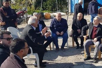 Büyükşehir Belediyesi Başkan Adayımız Vahap SEÇER'in Karaduvar ve Kazanlı Mahallelerinde Geçekleştirdiği Ziyaretlere Katılımımız.-05
