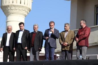 Büyükşehir Belediyesi Başkan Adayımız Vahap SEÇER'in Karaduvar ve Kazanlı Mahallelerinde Geçekleştirdiği Ziyaretlere Katılımımız.-06