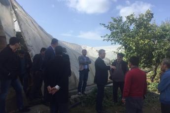 Bozyazı İlçesi Fırtına ve Hortumdan Zarar Gören Çiftçi ve Üreticilerimizi Ziyaretimiz-04