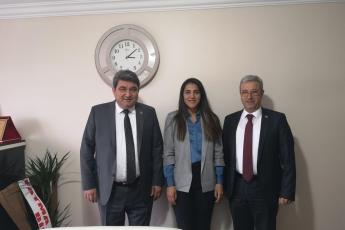 Av. Ayşen Elvan Bilgin Avukatlık Büro Açılışına Katılımımız.-01