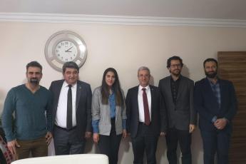Av. Ayşen Elvan Bilgin Avukatlık Büro Açılışına Katılımımız.-02