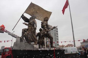 Toroslar Anıt Kavşağı Kuvayimilliye Anıtı Açılışına Katılımımız.-03