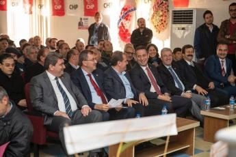 CHP Mut İlçe Kongresine Katılımımız.-01