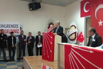 CHP Mut İlçe Kongresine Katılımımız.-02