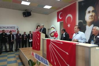 CHP Mut İlçe Kongresine Katılımımız.-03